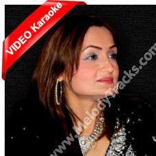 Chail chabeela - Mp3 + VIDEO Karaoke - Shazia Khushk - Saraiki