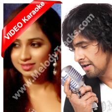 Aao sunao pyar ki ek kahani - Mp3 + VIDEO Karaoke - Krish - Sonu Nigam - shreya
