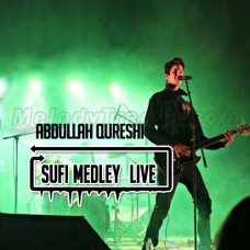 Aik Alif - Sufi Medley - Karaoke Mp3 - Abdullah Qureshi
