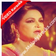 jhanjhar phabdi na - Mp3 + VIDEO Karaoke - Tahira Sayed