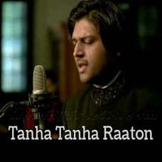 Tanha Tanha Raaton Mein - Karaoke Mp3 - Faraz