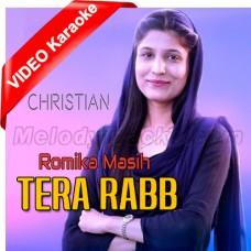 Tera Rab - Masihi Geet - Mp3 + VIDEO Karaoke - Romika Masih