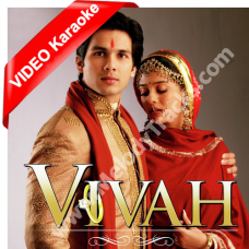 Tere Dware Pe Aai Baraat - Mp3 + VIDEO Karaoke - Vivah - Suresh Wadkar