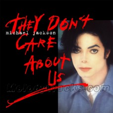 They Don't Care About Us - English - Karaoke Mp3 - Michael Jackson