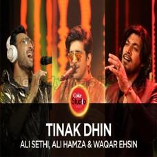 Tinak Dhin - karaoke Mp3 - Ali Sethi - Coke Studio - Season 10