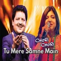 Tu Mere Saamne Main Tere Samne - Karaoke Mp3 - Alka Yagnik - Udit Narayan