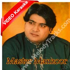 Sehwan Halanda Sien - Mp3 + VIDEO Karaoke - Master Manzoor - Sindhi