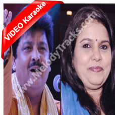 Dandiye Ke Bahane Aa Jana - Mp3 + VIDEO Karaoke - Sadhna Sargam - Udit Narayan