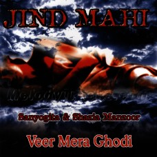 Veer Mera Ghodi Chareya - Karaoke Mp3 - Shazia Manzoor