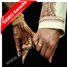 Doli mein bitha ke - Mp3 + VIDEO Karaoke - Amar Prem - Wedding