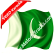 Pakistan National Anthem - Mp3 + VIDEO Karaoke - Qomi Tarana