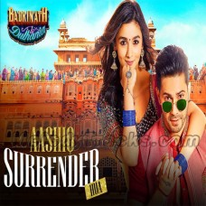 Aashiq Surrender Hua - Karaoke Mp3 - Amaal Malik - Shreya Goshal - Badrinath Ki Dulhania - 2007