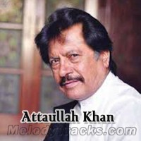 Dooron Dooron Sanu Remix - Karaoke Mp3 - Attaullah Khan