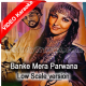 Banke Mera Parwana - Low Scale Version - Mp3 + VIDEO Karaoke - Mala Begum - Farangi
