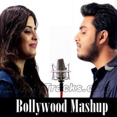 Bollywood Mashup - New Vs Old Songs - Karaoke Mp3 - Deepshikha Feat Raj Barman - Bollywood Medlay
