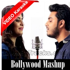 Bollywood Mashup - New Vs Old Songs - Mp3 + Video Karaoke - Deepshikha Feat Raj Barman - Bollywood Medlay