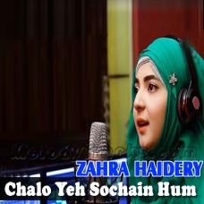 Chalo Yeh Sochain Hum Aaj Milke - Karaoke Mp3 - Pakistani National Patriotic - Zahra Haidery