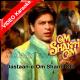 Dastaan E Om Shanti Om - Mp3 + VIDEO Karaoke - Om Shanti Om - 2007 - Shaan