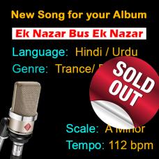 Ek Nazar Bus Ek - New Ready Made Song - Sold Out