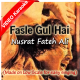 Fasle Gul Hai Saja hai  - Mp3 + VIDEO Karaoke - Nusrat Fateh