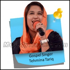 Ek Dard Aashna Mila - Karaoke Mp3 - Tehmina Tariq - Christian