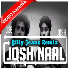Josh Naal Pao Bhangra - Mp3 + VIDEO Karaoke - Remix - Punjabi Bhangra - Dhol Mix - Josh band