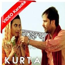 Kurta Suha - Mp3 + VIDEO Karaoke - Amrinder Gill - Angrej - 2015
