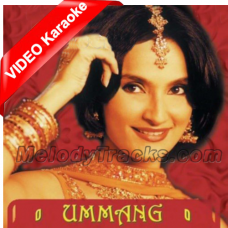 Latthe Di Chadar - Raju Verma - Mp3 + VIDEO Karaoke - Ummang