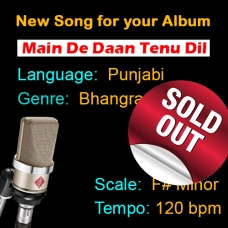 Main De Daan tenu Dil - New Ready Made Song - Sold Out