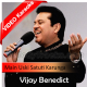 Main uski stuti karunga - Christian - Mp3 + VIDEO Karaoke - Vijay Benedict
