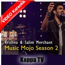 Maula Mere Lele Meri Jaan - Karaoke Mp3 - Kappa TV - Music Mojo Season 2