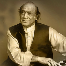 Hamari Saanson Mein Aaj Tak - Karaoke Mp3 - Mehdi Hassan Version