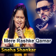 Mere Rashke Qamar - Karaoke Mp3 - Sneha Shankar and Baadshah, Voice India Kids