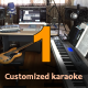 One Customized Karaoke - High Quality