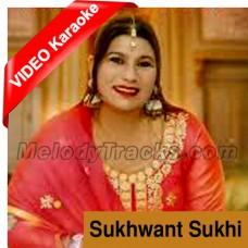 Pat Ditta Lambran Da Kaka - Mp3 + VIDEO Karaoke - Sukhwant Sukhi