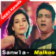 Sanwla - Mp3 + VIDEO Karaoke - Malkoo
