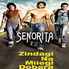 Senorita - Zindagi Na Milegi Dobara - Karaoke Mp3 - 2011