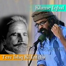Tere ishq ki inteha chahta hoon - Karaoke Mp3 - Klame Iqbal - Asrar - PTV