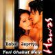 Teri Chahat Mein - Karaoke Mp3 - Babul Supriyo - Hawas - 2004