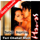 Teri Chahat Mein - Mp3 + VIDEO Karaoke - Babul Supriyo - Hawas - 2004