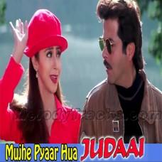 Haan mujhe Pyaar Hua - Karaoke Mp3 - Abhijeet - Alka - Judaai 1997