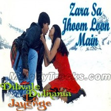 Zara sa jhoom loon main - Karaoke Mp3 - Abhijeet - Asha Bhonsle