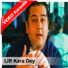 Lift kara de - Karaoke Mp3 + VIDEO - Adnan Sami