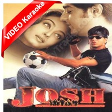 Hai mera dil - Mp3 + VIDEO Karaoke - Udit Narayan - Alka - Josh