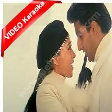 Hum Yaar Hain Tumhare - Mp3 + VIDEO Karaoke - Udit Narayan - Alka - Haan Maine Bhi Pyar Kiya Hai - 2002