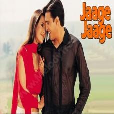 Jaage Jaage Hum - Karaoke Mp3 - Mere yaar ki shaadi hai (2002) - Sonu Nigam - Udit - Alka