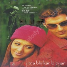 Jitna Bhi Kar Lo Pyar - Karaoke Mp3 - Udit Narayan - Alka - Shikar - 2004