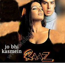 Jo Bhi Kasmein Khaayi Thi - Karaoke Mp3 - Udit Narayan - Alka - Raaz - 2002