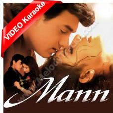 Mera Mann Kyon Tumhe Chahe - Mp3 + VIDEO Karaoke - Udit Narayan - Alka - 1999