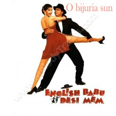 O Bijuria Sun - Karaoke Mp3 - Udit Narayan - Alka - English babu desi mem - 1996